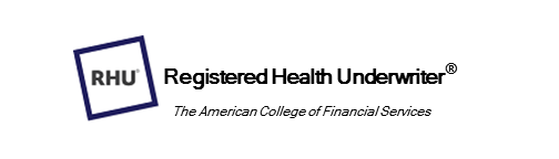 RHU Registered Health Underwriter in employee benefits industry.