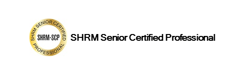 SHRM Senior Certified Professional in employee benefits industry