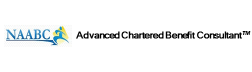 NAABC Advanced Chartered Benefit Consultant in employee benefits industry