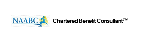 NAABC Chartered Benefit Consultant in employee benefits industry