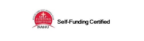 Logo for NAHU Self Funding Certified in employee benefits industry