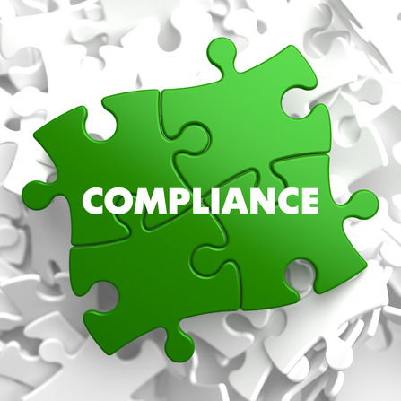 puzzle indicating HR Administration Compliance is a puzzle