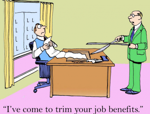 Desired employee benefits versus redundant benefits