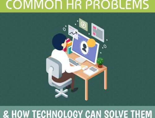 Common HR Problems & How Technology Can Solve Them