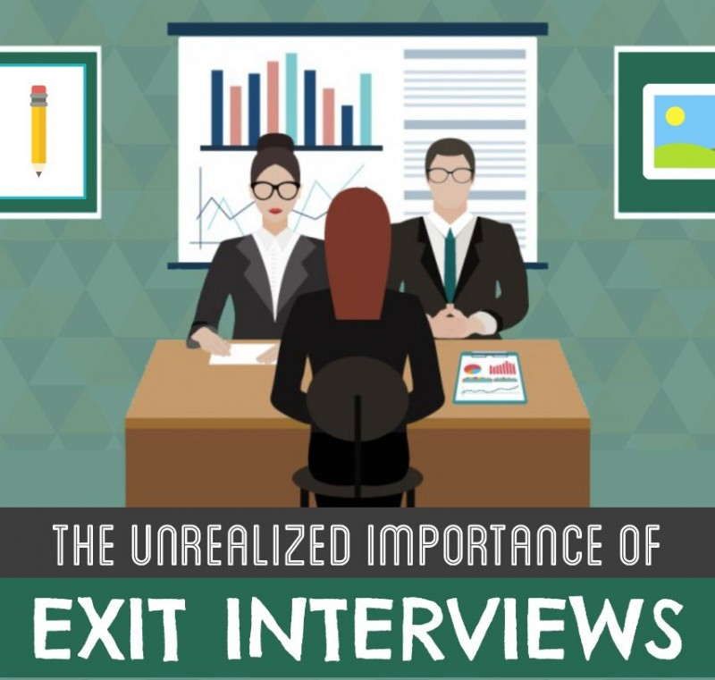 the importance of exit interviews to both parties Importance of exit interviews to both parties an exit interview is a final meeting between an employer and a departing employee by conducting one, the employer is better able to learn what the reasons for the departure are, and to gain valuable information that can be helpful to improve or protect the company in the future.