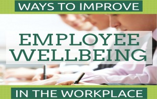Ways to Improve Employee Well Being in the Workplace