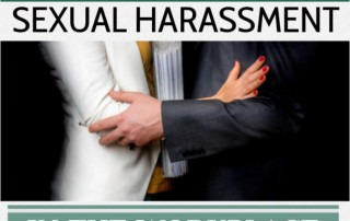 Addressing Sexual Harassment In The Workplace