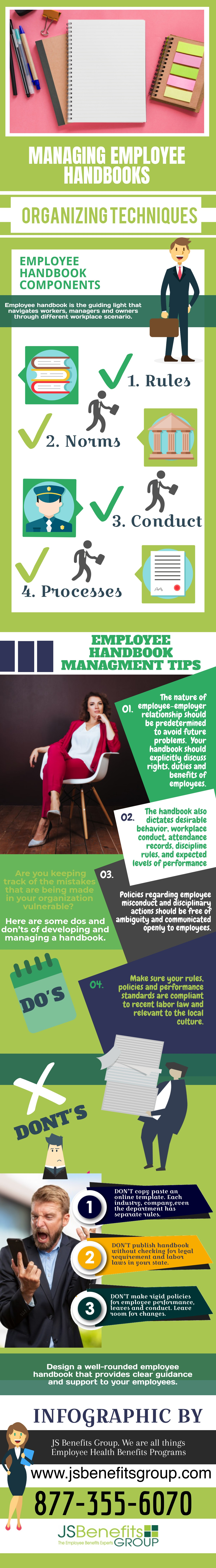 Managing Employee Handbook